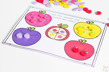 This mini-eraser activity pack for preschoolers is full of great math activities! Counting, sorting, matching, patterns and more!