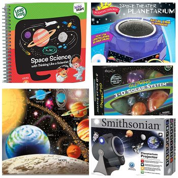 25+ Tools for Teaching About The Solar System either at home or in the classroom.