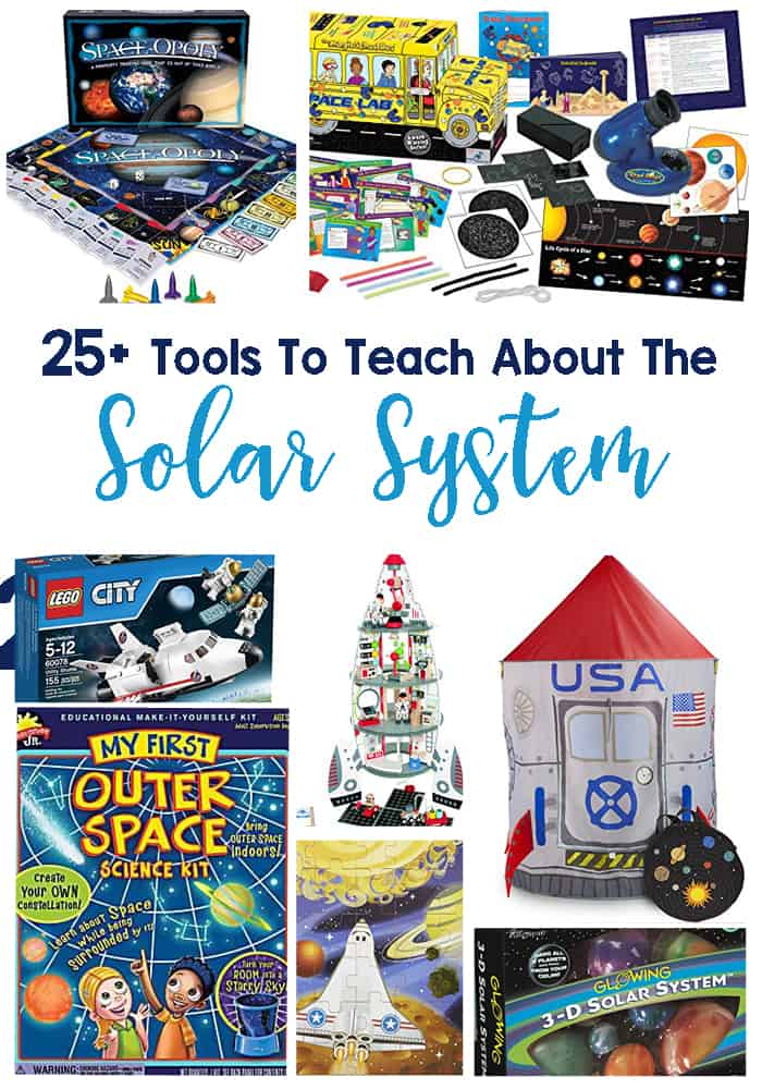 25+ Great Tools for Learning about the Solar System
