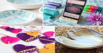 10 Clay crafts for home