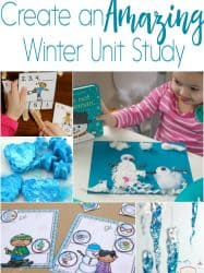Ideas For A Fabulous Winter Themed Unit Study