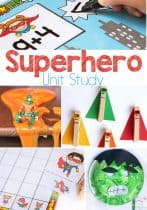 Ideas To Create A Fun Superhero Unit Study