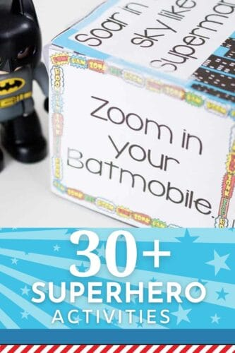 Superhero themed activities for preschool and kindergarten superhero lesson plans and classroom ideas
