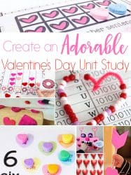 The Best Ideas For A Lovely Valentine Unit Study