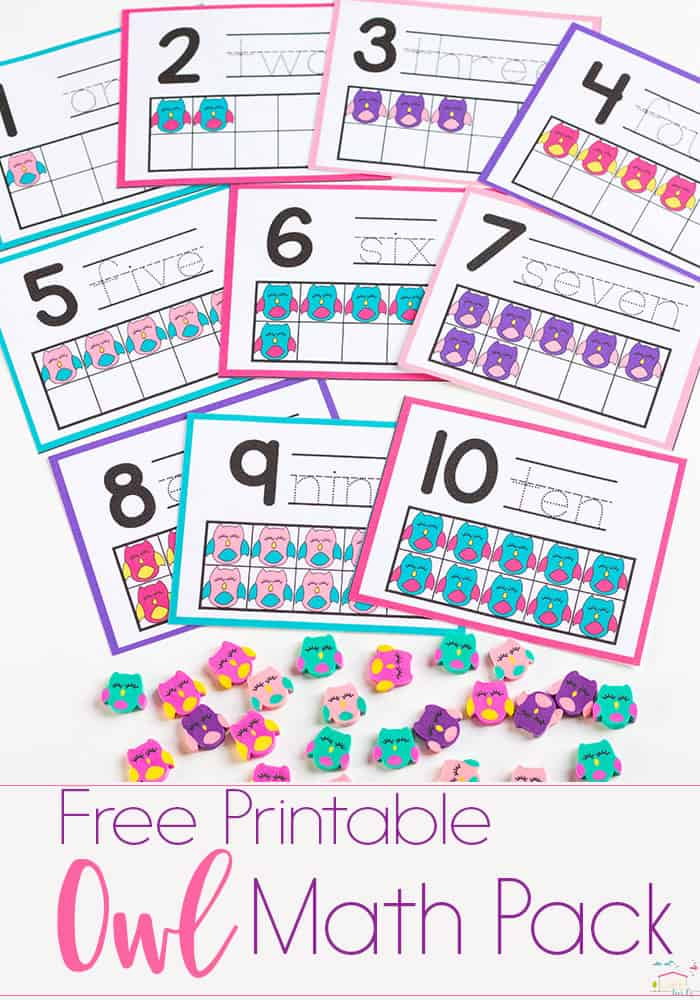 Beehive Fine Motor Activity For Preschoolers further Watches Craft Ideas X likewise Original furthermore Owl Math Pack Pin moreover Slide. on math activities for preschoolers printables