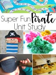 Fun Ideas For A Fabulous Pirate Unit Study