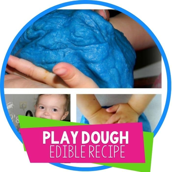 play dough edible recipe blue Featured Image