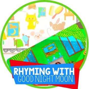 rhyming with Goodnight Moon Featured Image