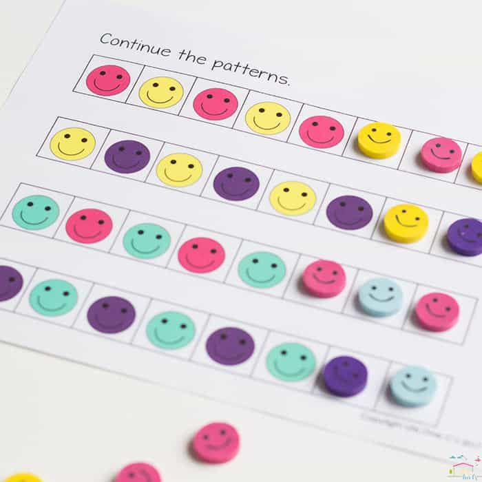 Smiley Face Mini Erasers
