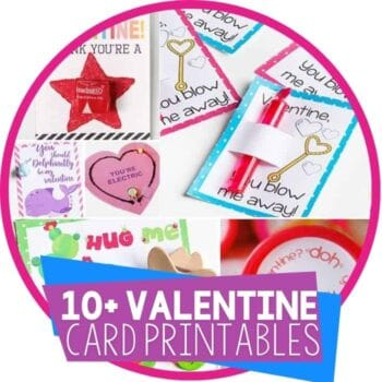 valentine printable cards Featured Image