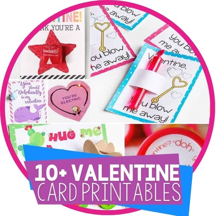 Super Fun Valentine Cards For Kids