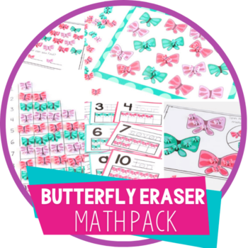 Butterfly Mini Eraser Featured Image