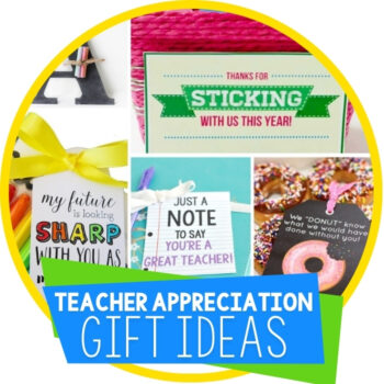10+ Teacher Appreciation Gifts that Will Actually Get Used Featured Image