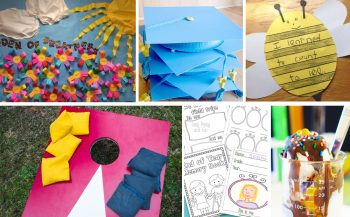20+ fun activities for the end of the school year.