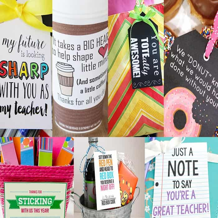 10+ Teacher Appreciation Gifts that Will Actually Get Used