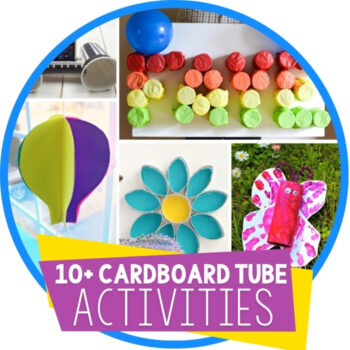 10+ DIY Cardboard Tube Ideas For Your Home & Kids Featured Image (1)