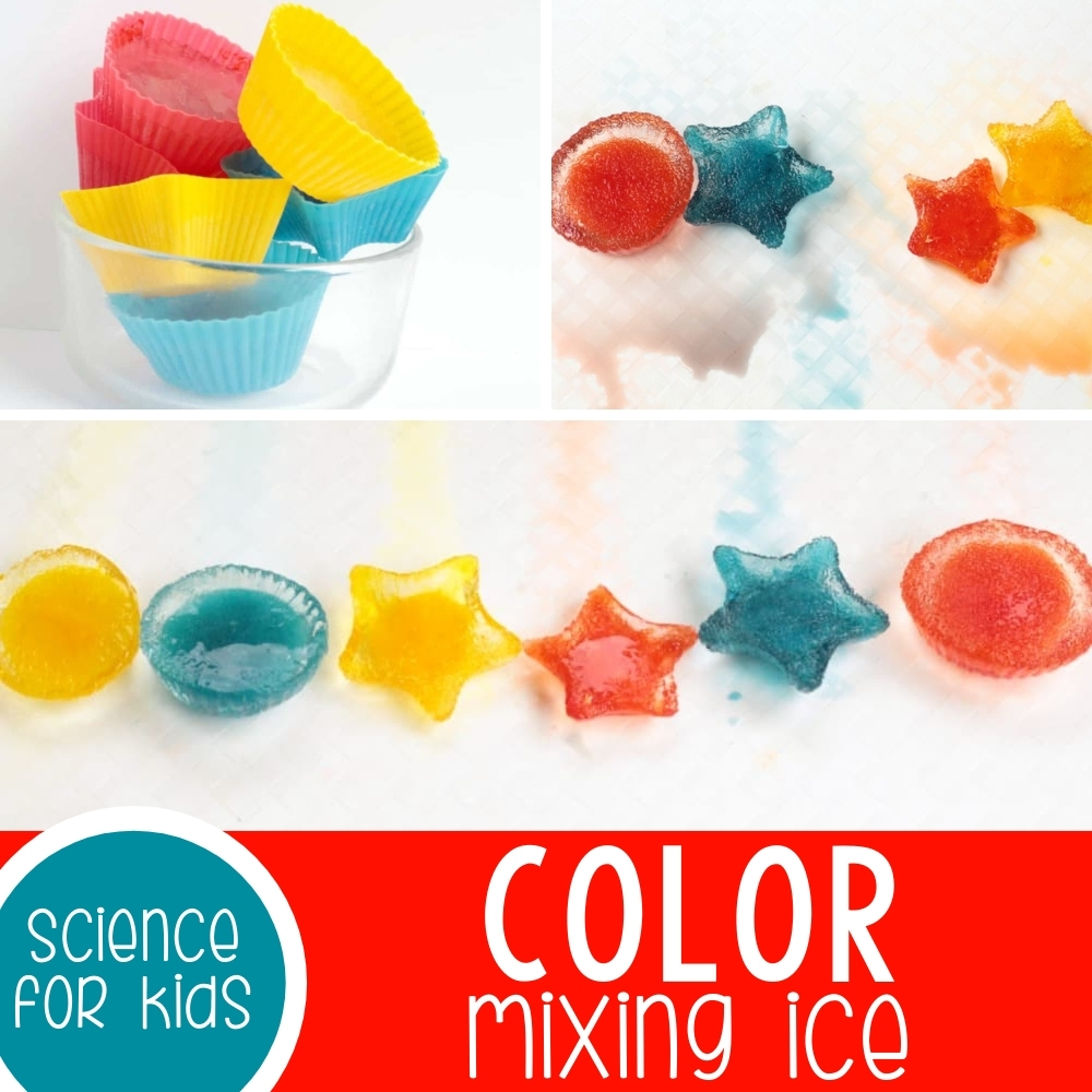 Color Mixing Ice Featured Square Image