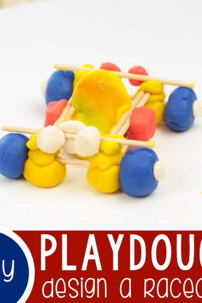 Playdough Engineering_ Build a Race Car Featured Square Image