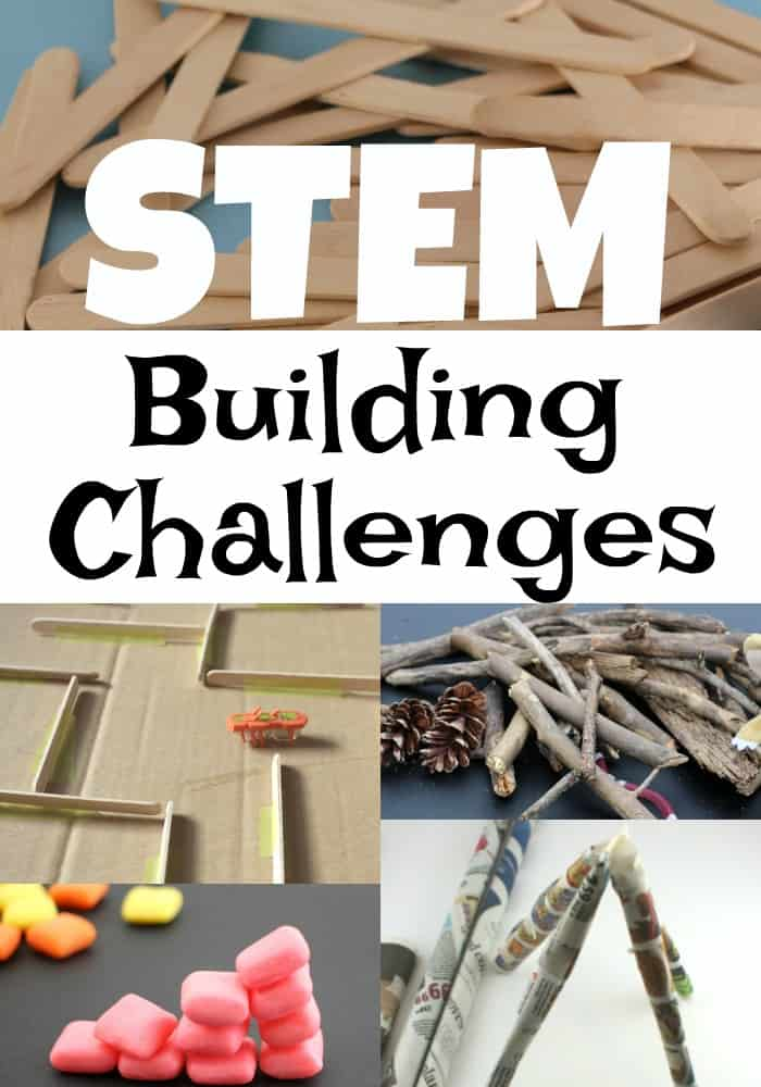 STEM Building Challenges that Work Great in the Classroom