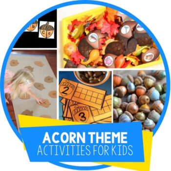 Awesome Ideas For An Acorn Unit Study Featured Image