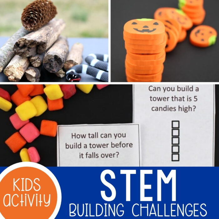 STEM Building Challenges Featured Square Image