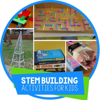 STEM Building Challenges that Work Great in the Classroom Featured Image (1)