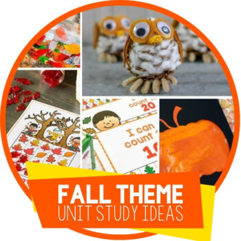 100+ Ideas To Create A Fantastic Fall Unit Study Featured Image