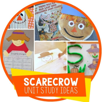 Create A Super Scarecrow Unit Study Featured Image
