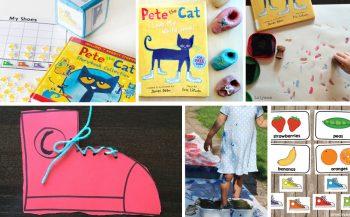 Create A Fun Shoe Themed Unit Study