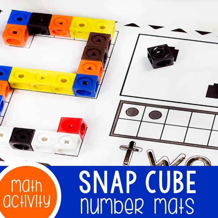 Snap Cube Number Mats Featured Square Image