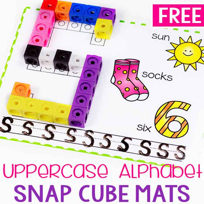 Uppercase-Snap-Cubes-Square