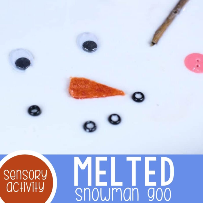Melted Snowman Goo Featured Square Image