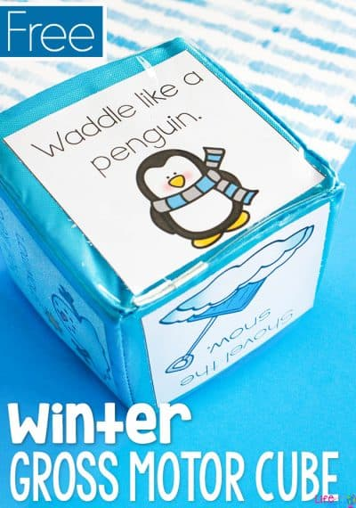 Free winter printables for learning life over cs for Winter themed gross motor activities