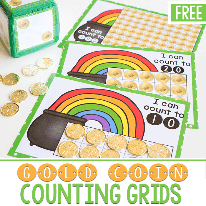 Work on Counting with These Fun Free Printable Coin Games for Kids