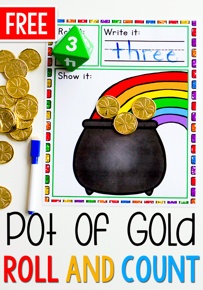 Pot O Gold Game
