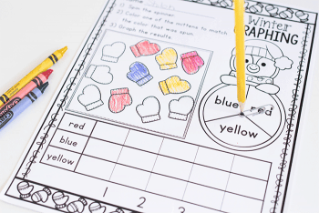 Low-prep graphing activity for morning work or fast finishers. Engage your fast finishers with this fun graphing activity.