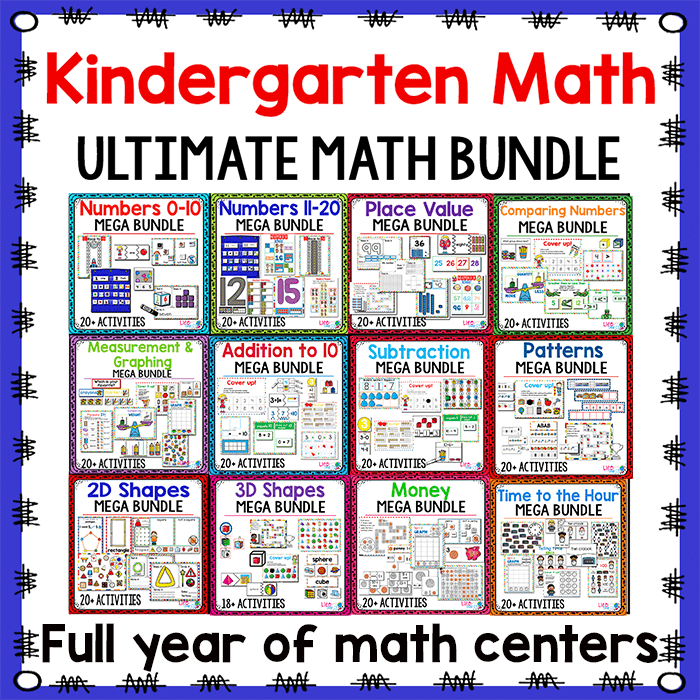 Year-Long-Kindergarten-Bundle