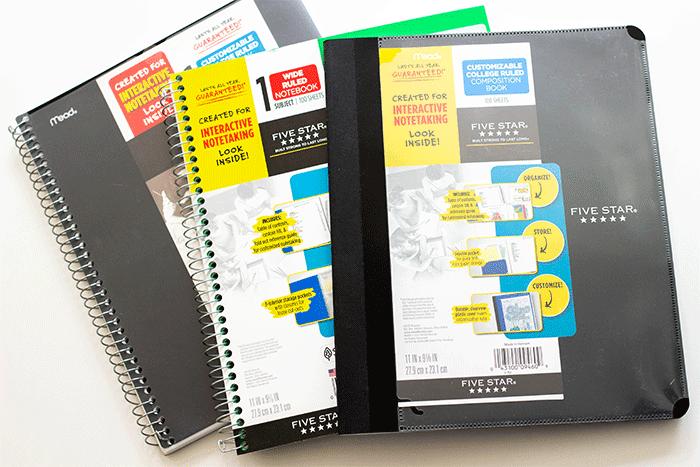 Five Star Interactive Notebooks for kindergarten interactive notebooks.