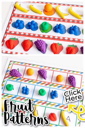free printable pattern activities for kids