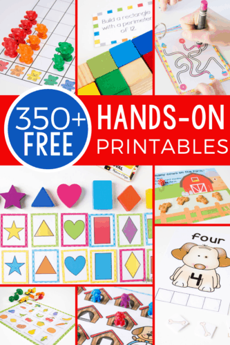 A ton of preschool worksheets pdf printables for free. Numbers, letters of the alphabet, cutting, and tracing worksheets for preschool to print.