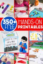Math, literacy, science and STEM activities for preschool, pre-k and kindergarten.