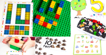 Counting, Alphabet, matching, sorting activities, patterns and much more! Everything you need for an amazing preschool!