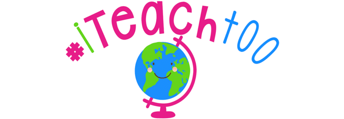I Teach Too Logo