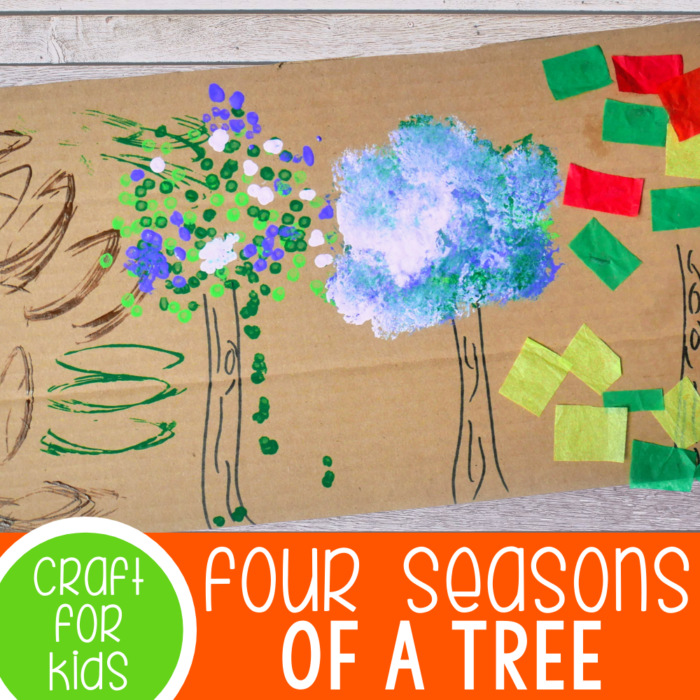 Four Seasons of Tree Craft