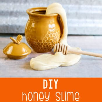 DIY Honey Slime