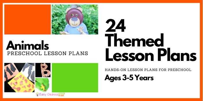 Animal Preschool Lesson Plans