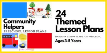 Community Helpers Preschool Lesson Plans