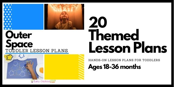 Space Toddler Lesson Plans