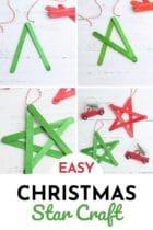 Easy Christmas Star Craft