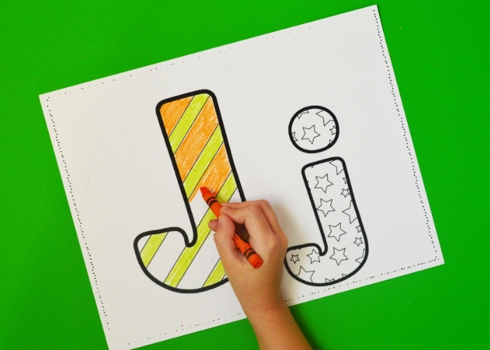 Free Printable Alphabet Coloring Pages For Preschoolers